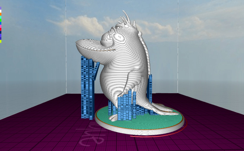 3D printing software is complex